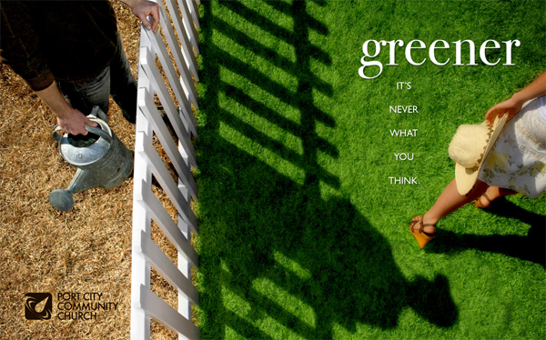 the grass is greener on the Photo essay: the grass is greener seasoned golfers know that a visit to  pinehurst isn't just about tee time at the legendary resort.