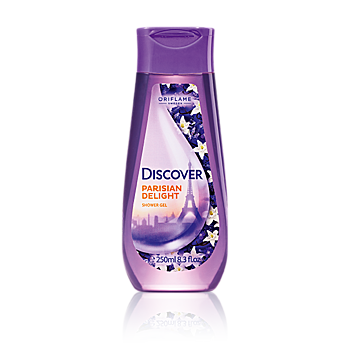 Discover Parisian Delight Shower Gel 30075