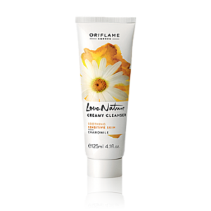 Love Nature Creamy Cleanser Chamomile